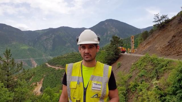 Ariana Resources PLC - Salinbas update