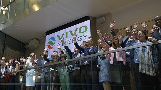 Vivo Energy - Welcome Ceremony