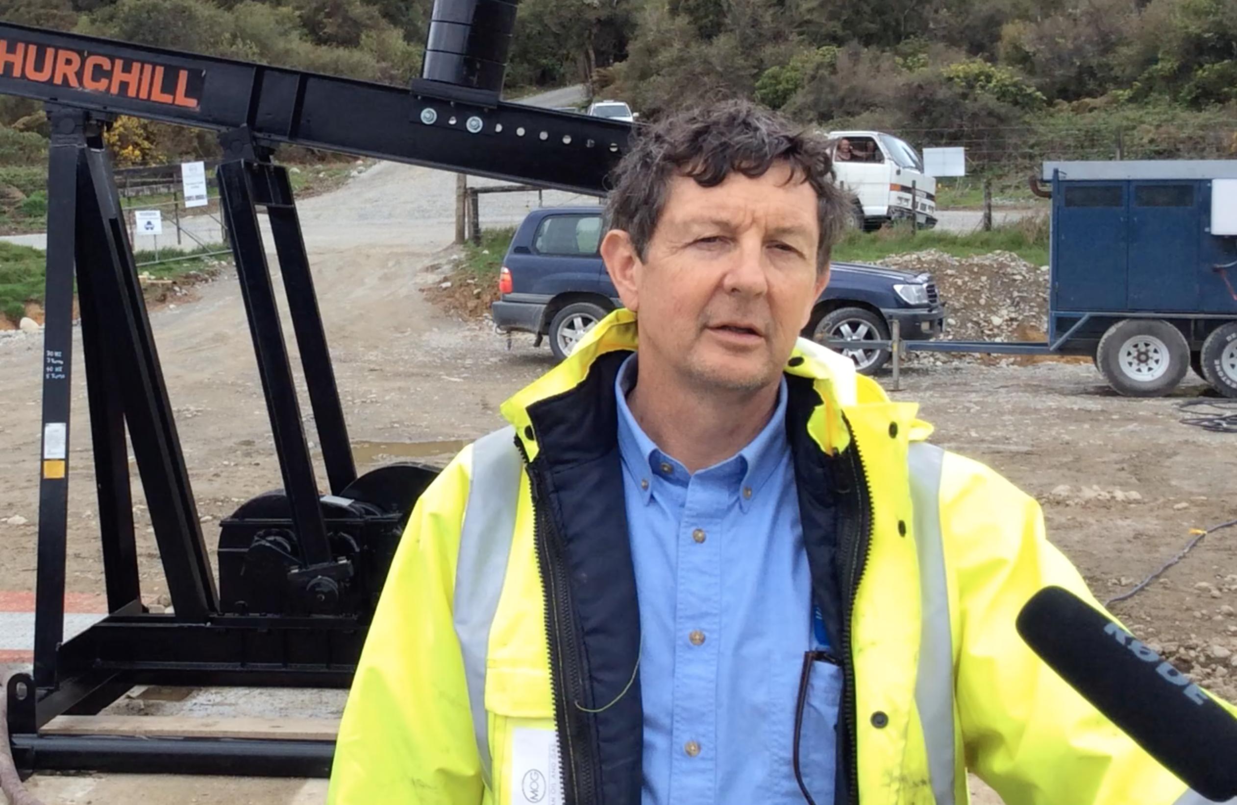 Mosman Oil & Gas - Update from Cross Roads well site