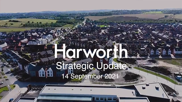 Harworth Group - Strategy Update