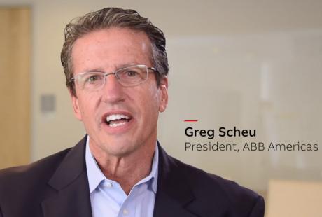 Greg Scheu, ABB