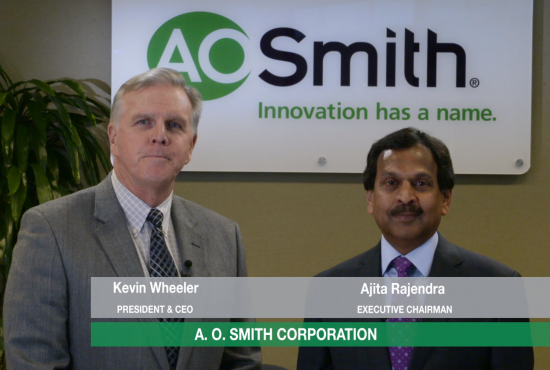 A.O. Smith Corporation Sustainability Challenge