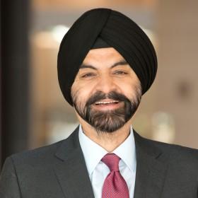 Ajay Banga, President & CEO, Mastercard, President & CEO, Mastercard