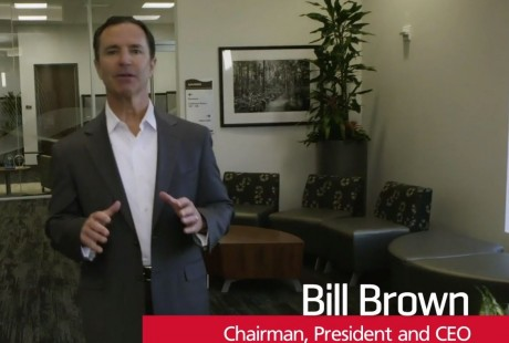 Bill Brown, Harris Corporation