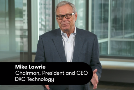 Michael Lawrie, DXC Technology