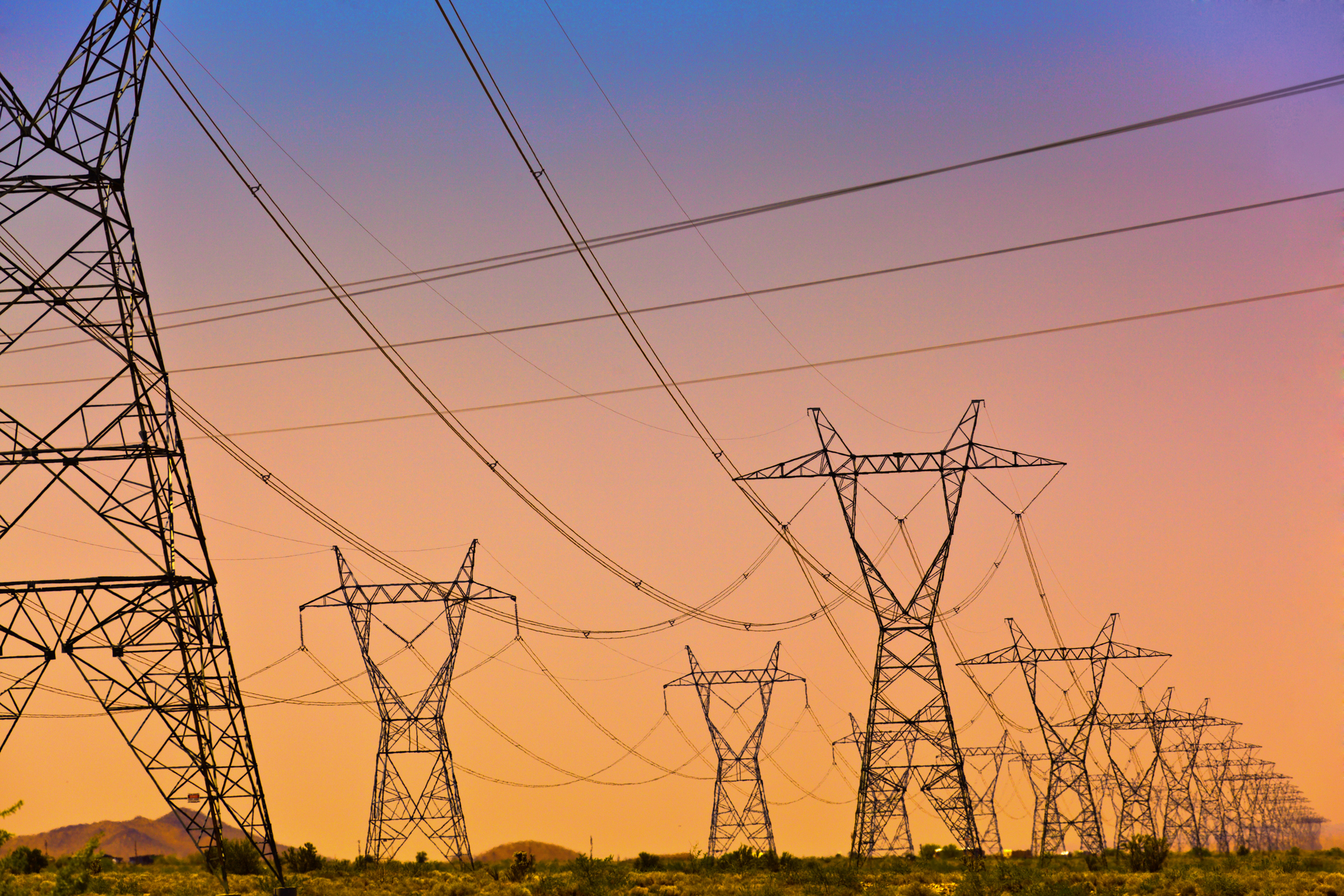 Electricity Infrastructure | Business Roundtable
