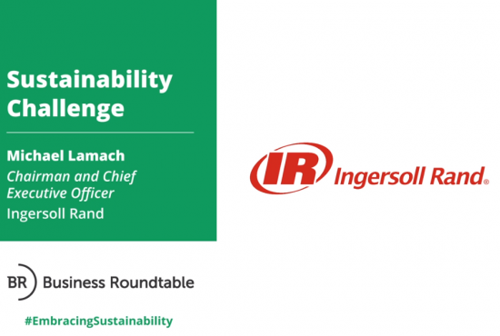 Ingersoll Rand Sustainability Challenge