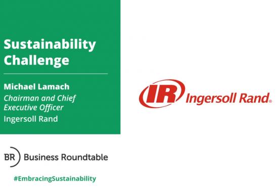 Ingersoll Rand Sustainability Challenge