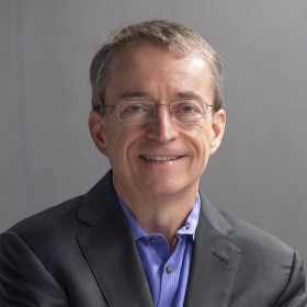 Patrick Gelsinger, Chief Executive Officer, Intel, Chief Executive Officer, Intel
