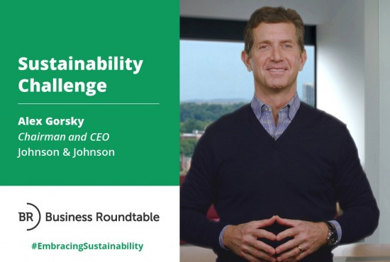 Johnson & Johnson Sustainability Challenge