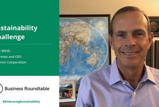 Chevron Corporation Sustainability Challenge