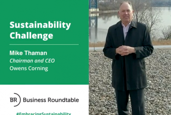 Owens Corning Sustainability Challenge