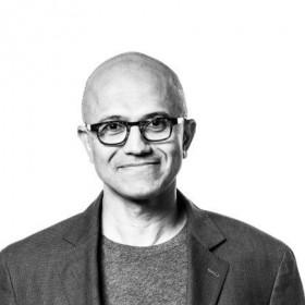 Satya Nadella, Chief Executive Officer, Microsoft Corporation, Chief Executive Officer, Microsoft Corporation