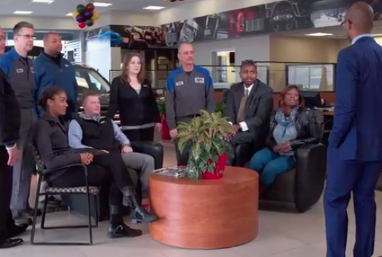 Diversity & Inclusion at Ford