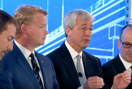 JPMorgan Chase Chairman & CEO Jamie Dimon on America's Infrastructure