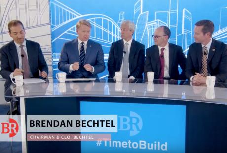 Bechtel Chairman & CEO Brendan Bechtel on America's infrastructure