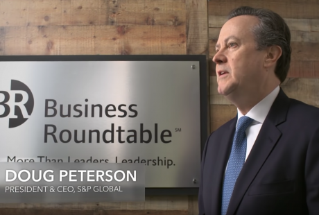 S&P Global President & CEO Doug Peterson on Why Competitiveness Matters to America's Infrastructure