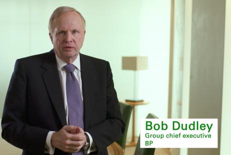 Bob Dudley, BP