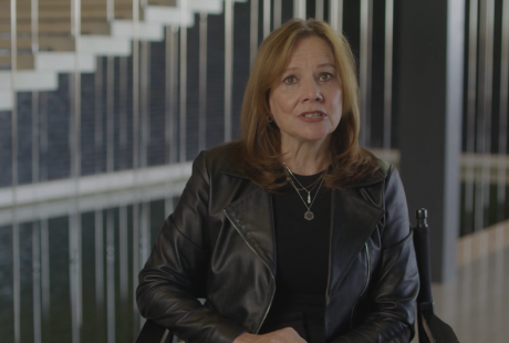 Mary Barra shares her perspective on the Multiple Pathways Initiative