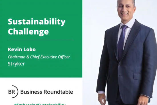 Stryker Sustainability Challenge