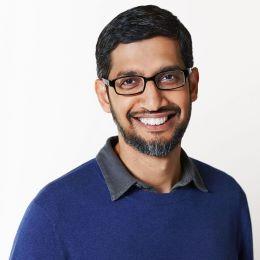 Sundar Pichai, CEO, Alphabet Inc., CEO, Alphabet Inc.
