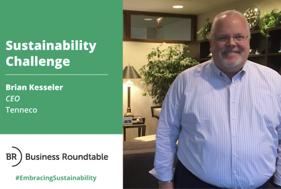 Tenneco Sustainability Challenge