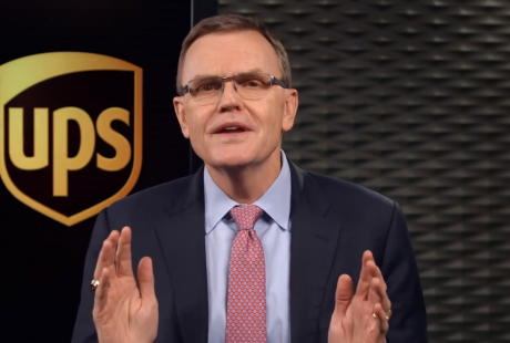 The U.S. has a Real Stake in NAFTA Negotiations - David Abney, CEO & Chairman, UPS