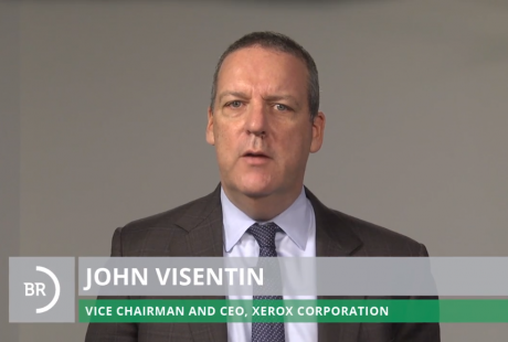 John Visentin, Xerox Corporation