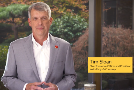 Timothy Sloan, Wells Fargo