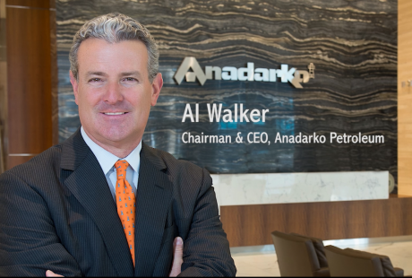 Al Walker, Anadarko Petroleum