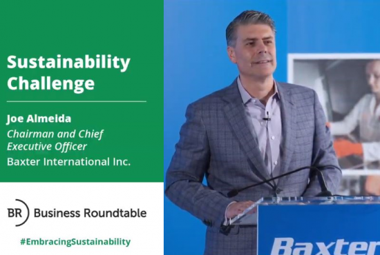 Baxter International Sustainability Challenge