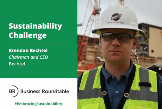 Bechtel Sustainability Challenge