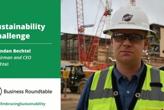 Bechtel Sustainability Challenge