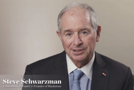 Steve Schwarzman, Blackstone