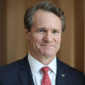 Brian T. Moynihan, Chairman of the Board and Chief Executive Officer, Bank of America Corporation, Chairman of the Board and Chief Executive Officer, Bank of America Corporation