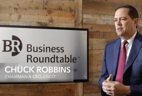 Cisco Chairman & CEO Chuck Robbins on Diversity and How to Be the Bridge