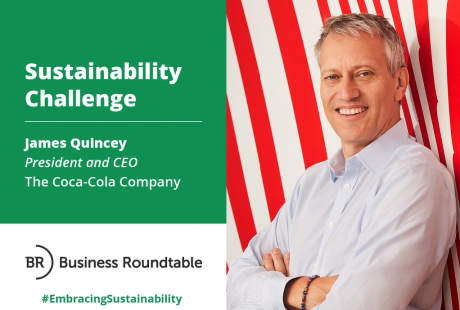 James Quincey, The Coca-Cola Company