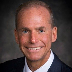 Dennis A. Muilenburg, Chairman, President and Chief Executive Officer, The Boeing Company, Chairman, President and Chief Executive Officer, The Boeing Company