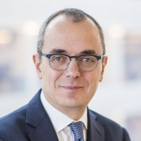 Giovanni Caforio, M.D., Chairman of the Board and Chief Executive Officer, Bristol-Myers Squibb, Chairman of the Board and Chief Executive Officer, Bristol-Myers Squibb