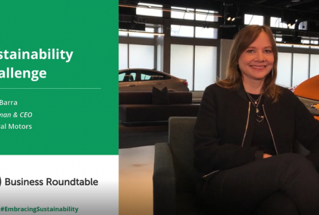 Mary Barra, Chairman & CEO, General Motors, on Sustainability