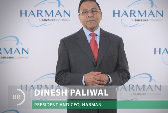 Harman International Industries Sustainability Challenge
