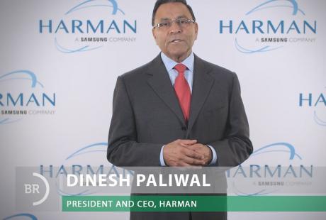 Dinesh Paliwal, HARMAN