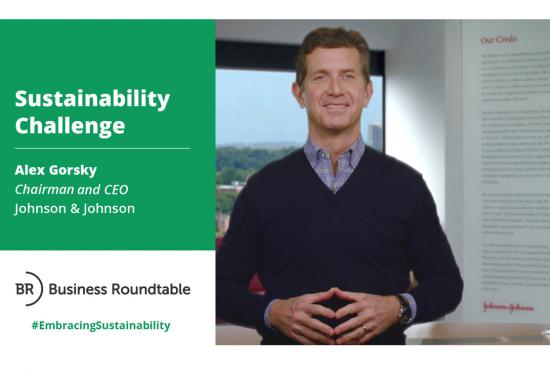 Johnson & Johnson Sustainability Challenge