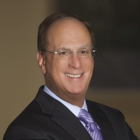 Laurence D. Fink, Chairman and Chief Executive Officer, BlackRock, Inc., Chairman and Chief Executive Officer, BlackRock, Inc.