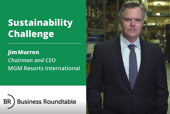 MGM Resorts International Sustainability Challenge