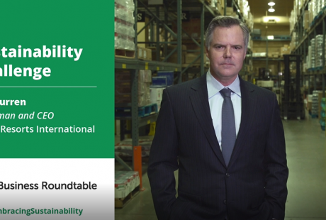 Jim Murren, Chairman and CEO, MGM Resorts International, on Sustainability