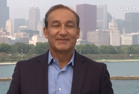 Oscar Munoz, United Airlines