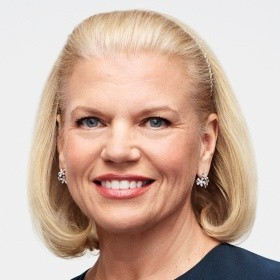 Virginia M. Rometty, Chairman, President and CEO, IBM Corporation, Chairman, President and CEO, IBM Corporation