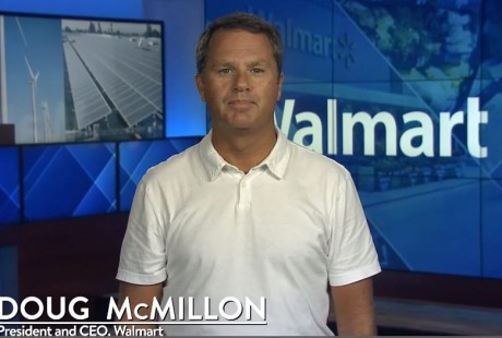 Doug McMillon, President and CEO, Walmart, on Sustainability