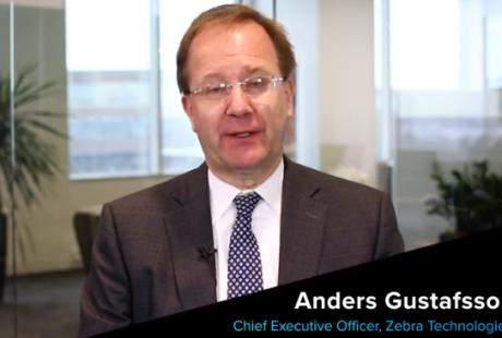 Anders Gustafsson, Zebra Technologies